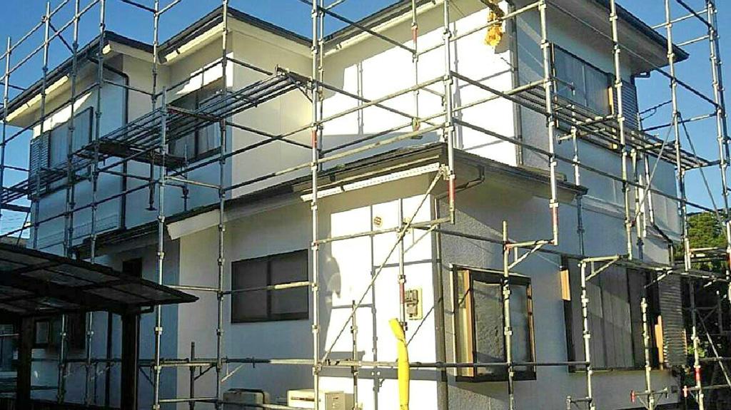 熊本県菊池市 F様邸 外壁・屋根塗装