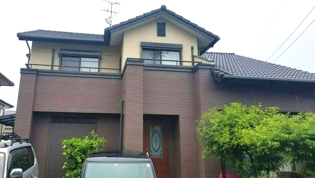 熊本県菊陽町 H様邸 外壁・屋根塗装