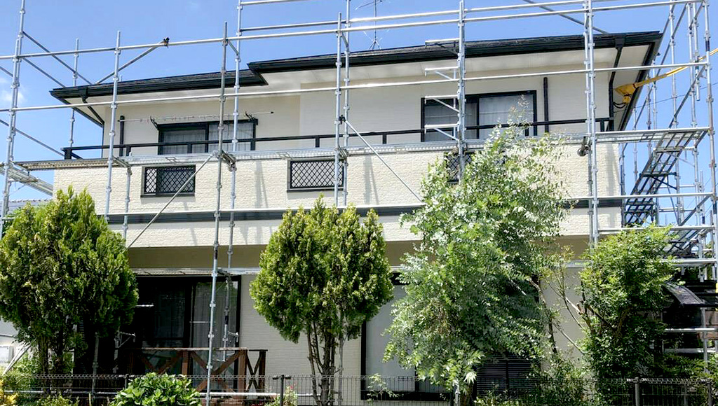 熊本県熊本市北区 I様邸 外壁・屋根塗装