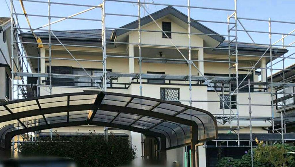 熊本県熊本市北区 A様邸 外壁・屋根塗装
