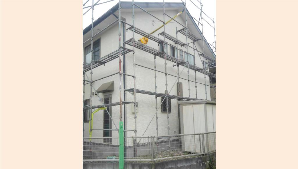 熊本県合志市 H様邸 外壁・屋根塗装