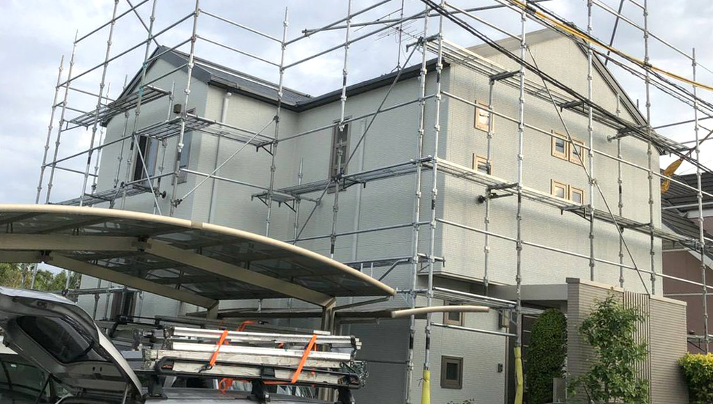 熊本県合志市 K様邸 外壁・屋根塗装