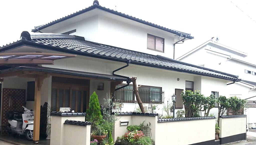 熊本県合志市 S様邸 外壁・屋根塗装