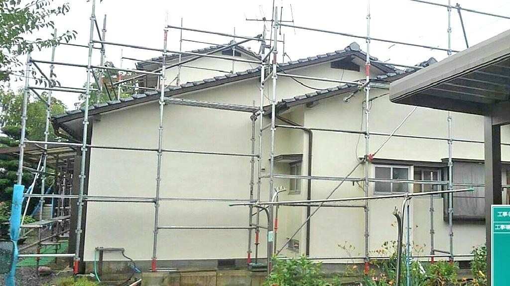 熊本県合志市 F様邸 外壁塗装