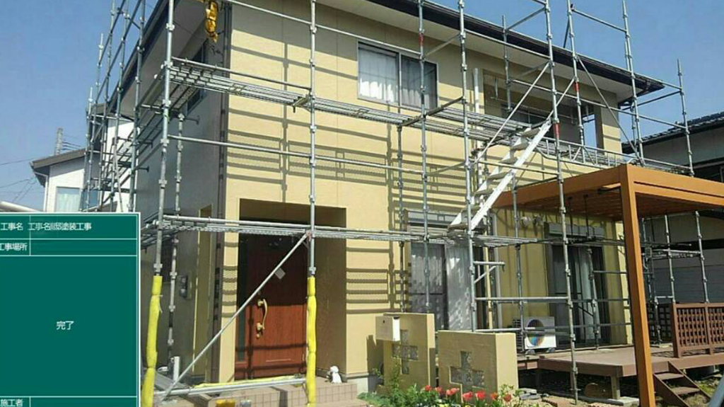 熊本県合志市 K様邸 外壁塗装
