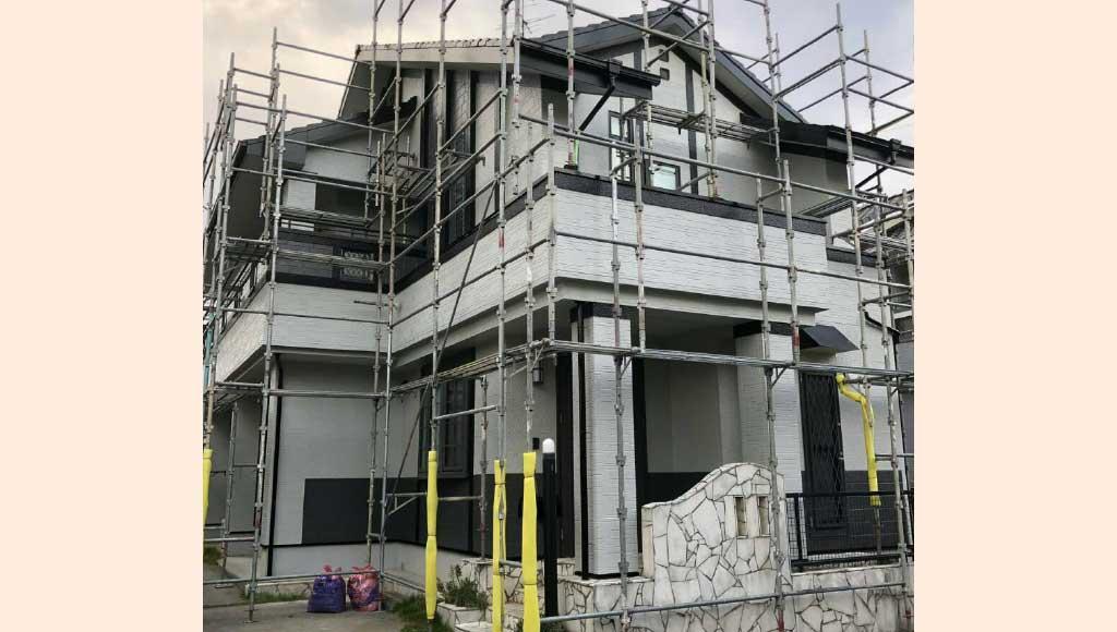 熊本県熊本市南区 D様邸 外壁・屋根塗装