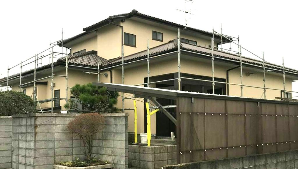 熊本県熊本市南区 M様邸 外壁塗装
