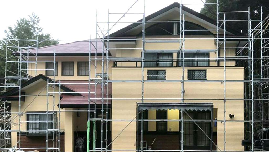 熊本県西原村 F様邸 外壁・屋根塗装