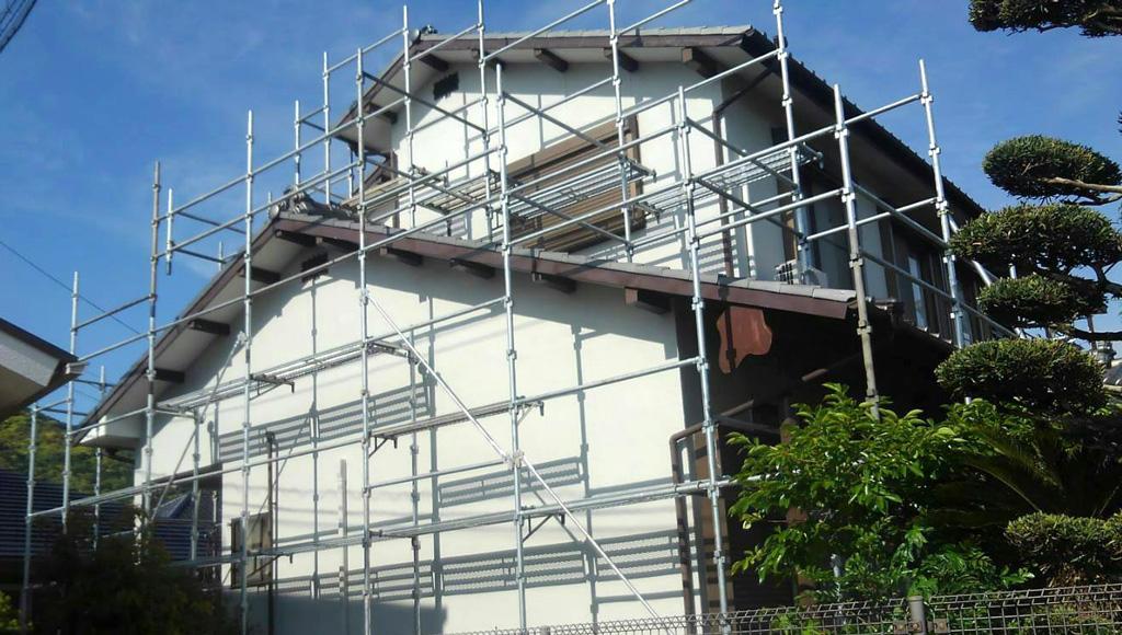 熊本県熊本市西区 K様邸 外壁部分補修