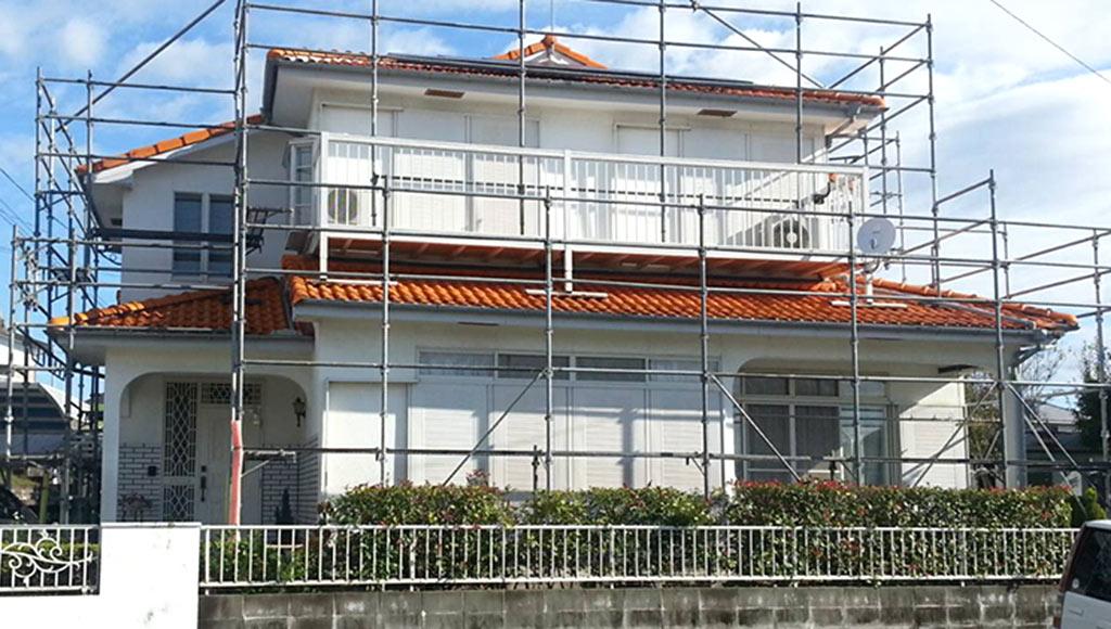 熊本県大牟田市 T様邸 外壁・屋根塗装