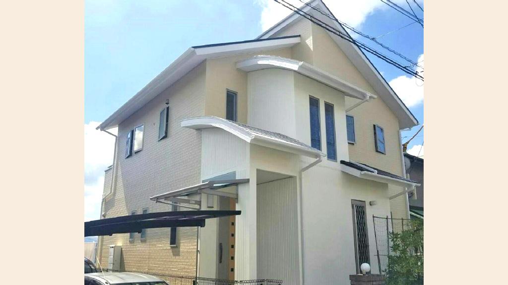 熊本県菊池郡大津町 M様邸 外壁・屋根塗装