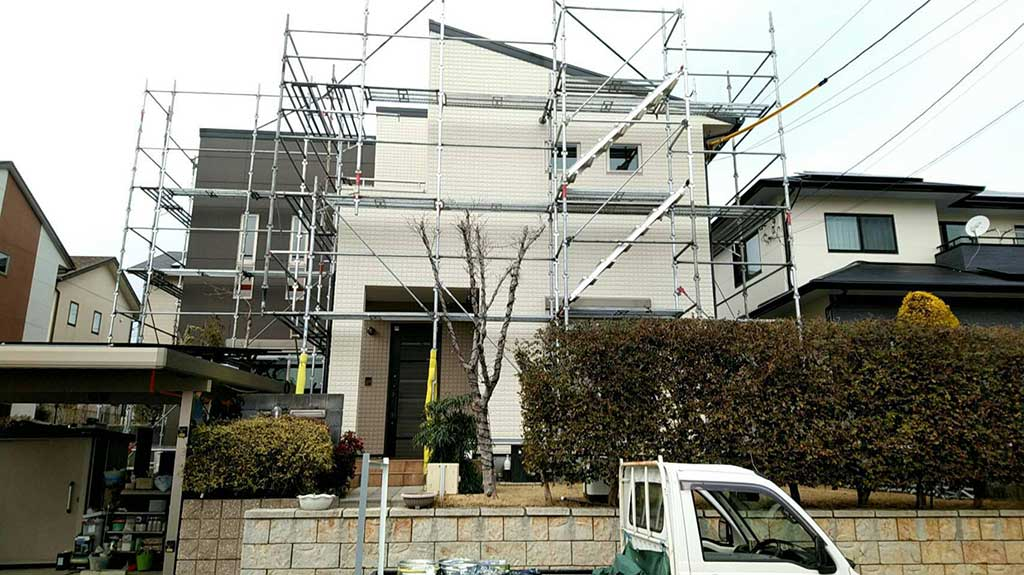 熊本県菊池郡大津町 O様邸 外壁・屋根塗装