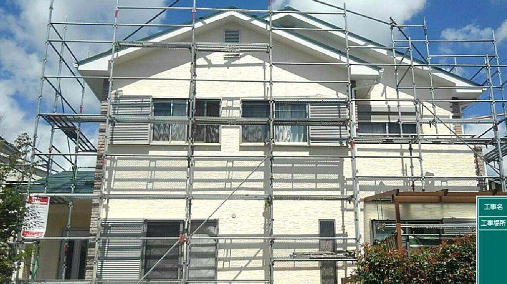 熊本県菊池郡大津町 S様邸 外壁・屋根塗装