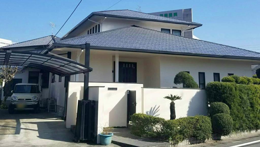 熊本県御船町 S様邸 外壁・屋根塗装