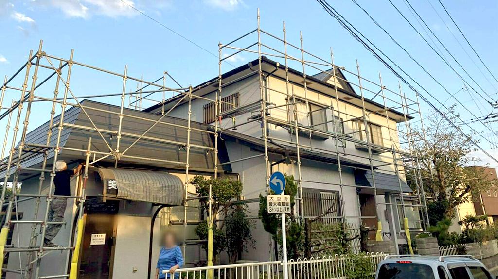熊本県玉名市 K様邸 外壁・屋根塗装