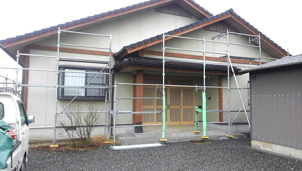 熊本県玉名市 S様邸 外壁塗装
