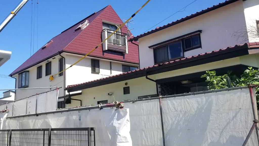 熊本県熊本市中央区 M様邸 外壁・屋根塗装
