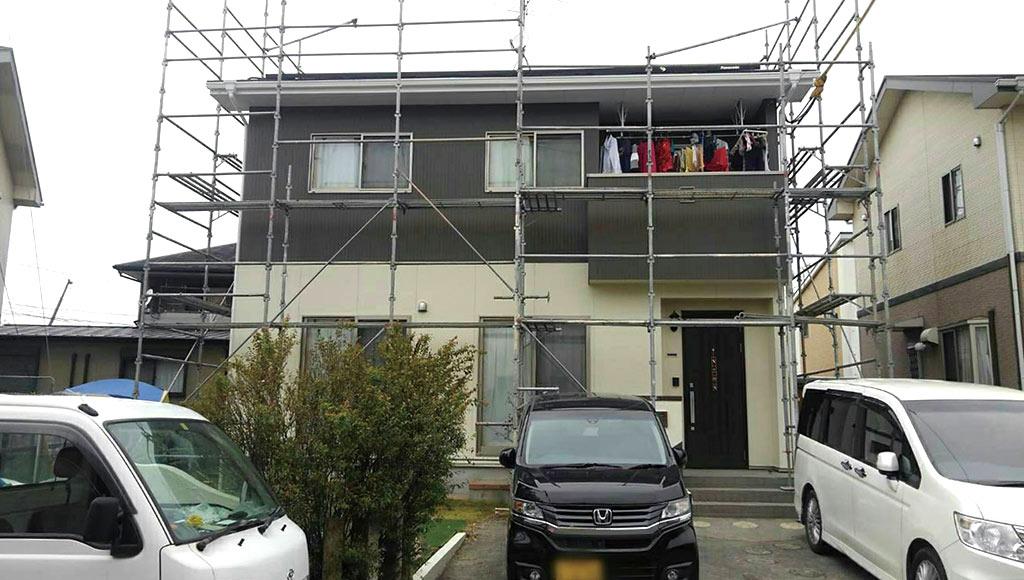 熊本県宇城市 N様邸 外壁・屋根塗装
