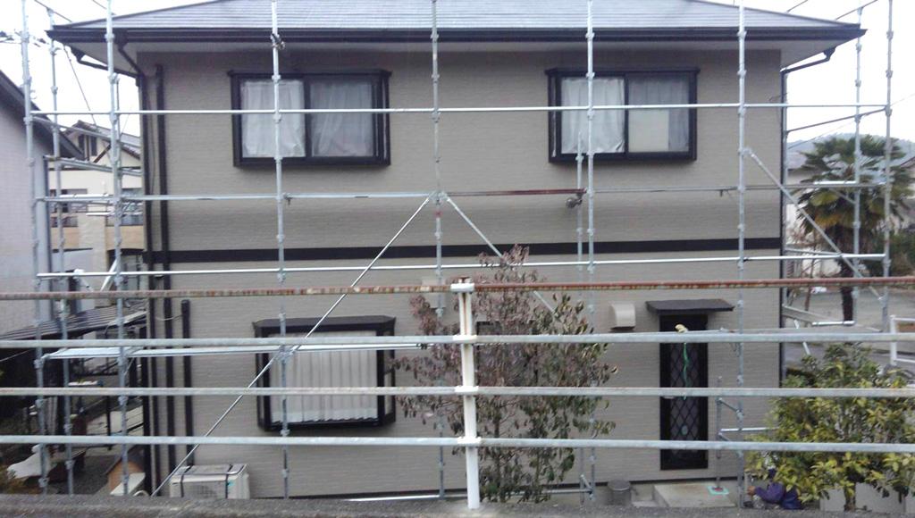 熊本県菊池市 Y様邸 外壁・屋根塗装