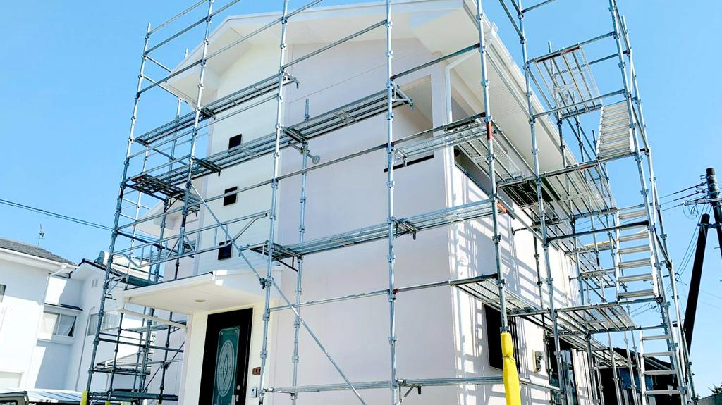 熊本県山鹿市 A様邸 外壁・屋根塗装