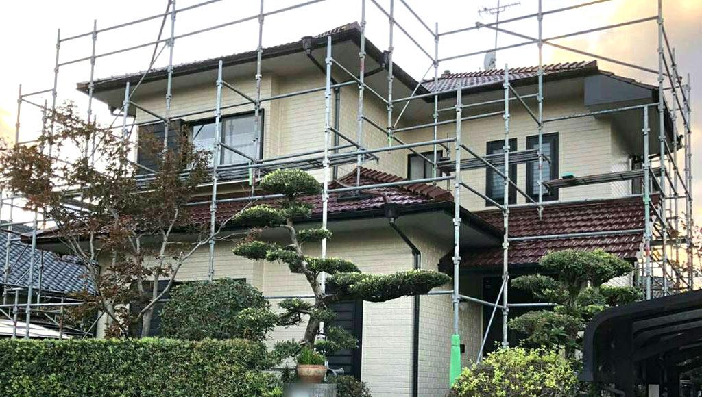 熊本県八代市 K様邸 外壁・屋根塗装