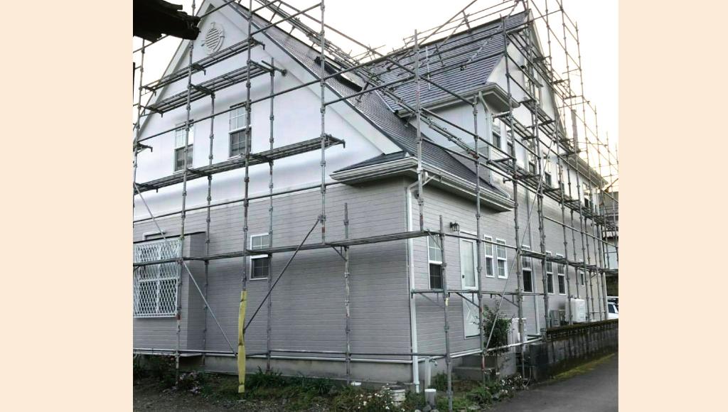 熊本県八代市 T様邸 外壁・屋根塗装